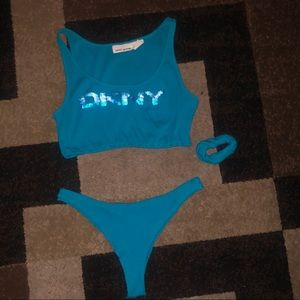 Reworked DKNY set
